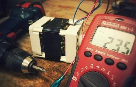עליה חריגה של הטמפרטורה במעגל חשמלי